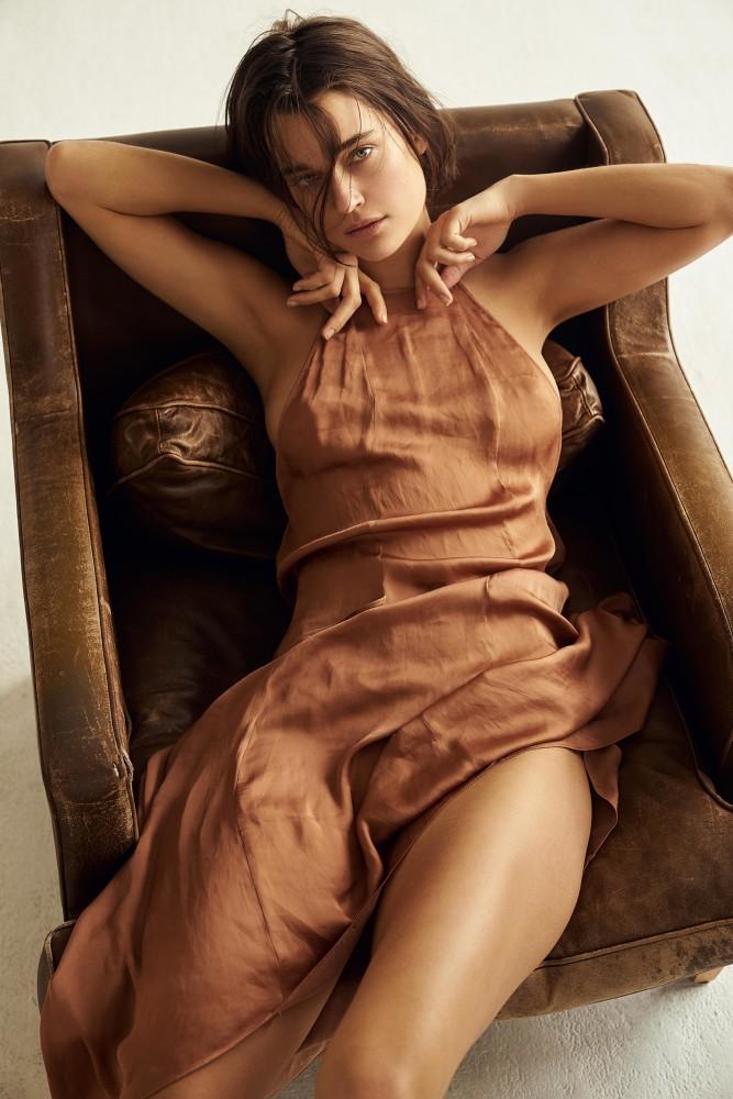 Harrison nackt Kate  Nude celebrity