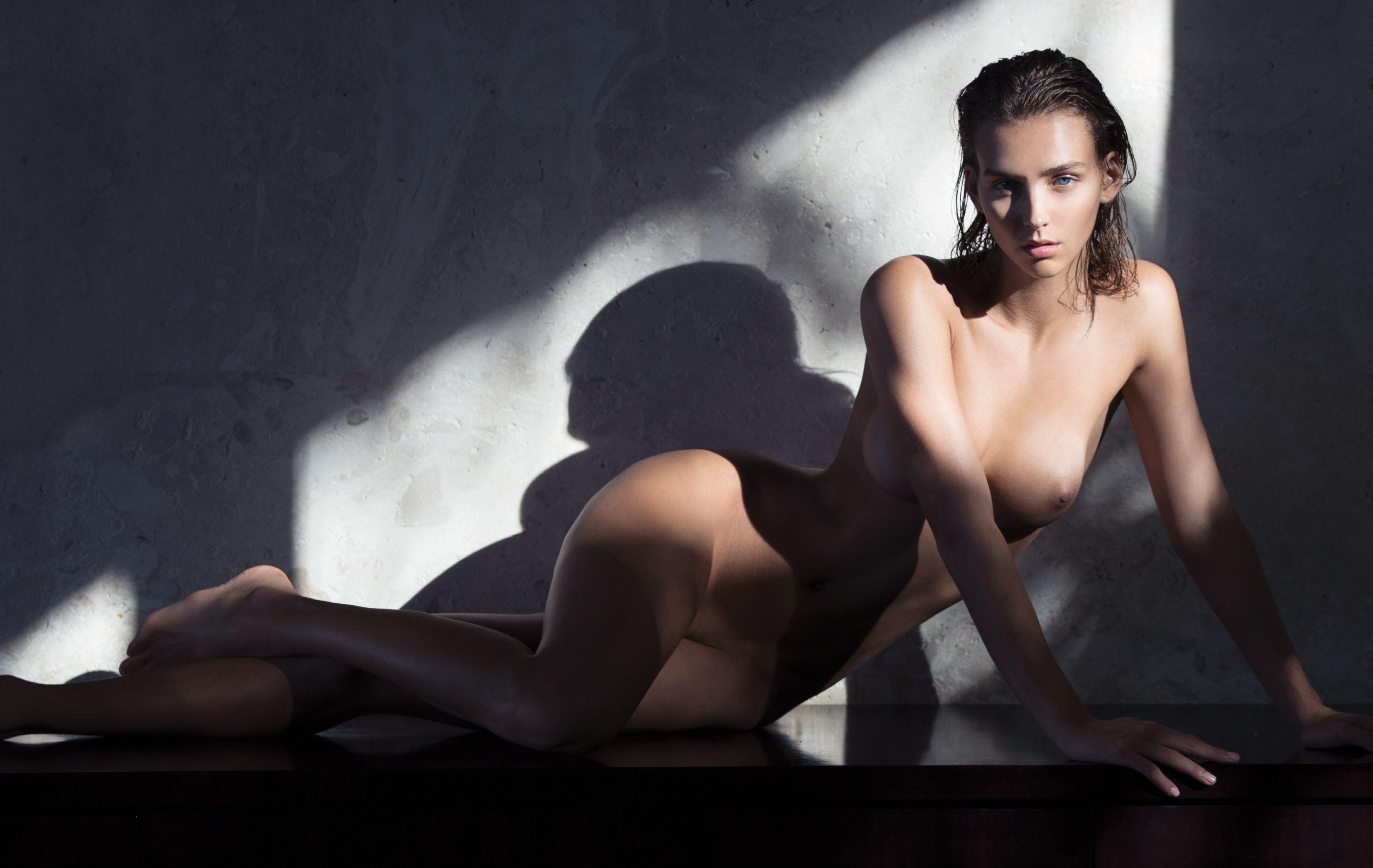 rachel naked
