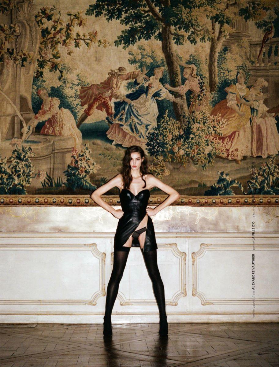 Hurel nackt Camille  Models Yasmin