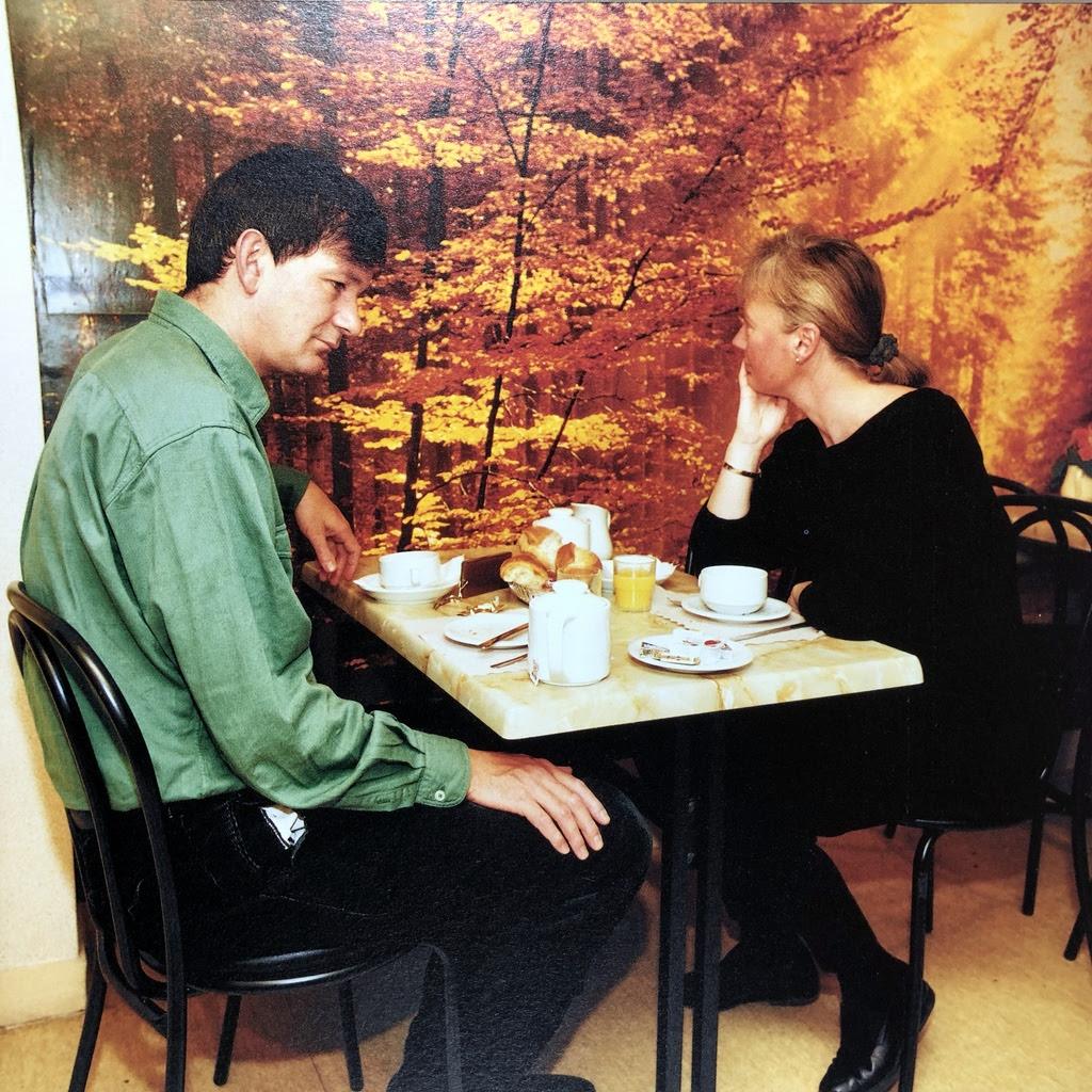 martin parr,bored couple,book